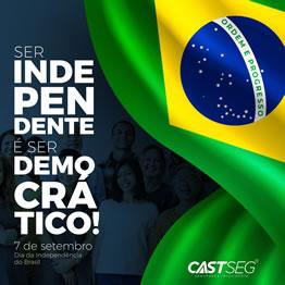 Banner Independência CastSeg