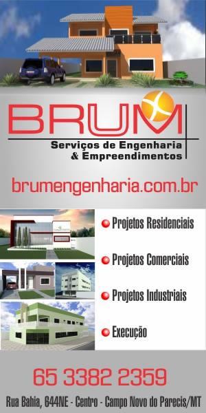 Banner Brum Engenharia