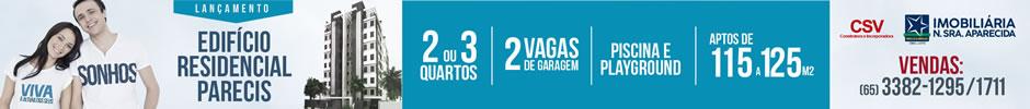 Banner Imobiliária Nossa Senhora Aparecida