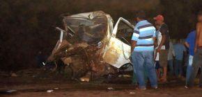 Grave acidente deixa um morto em Campo Novo do Parecis