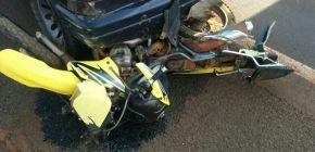 Motociclista morre em greve acidente na BR-364 em Campo Novo do Parecis