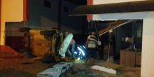 Motorista perde controle de carro e invade loja em Campo Novo do Parecis