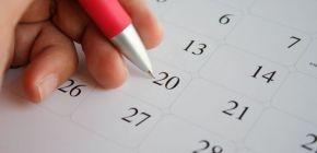 Prefeitura de Campo Novo do Parecis divulga lista de pontos facultativos e feriados de 2017
