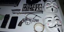 PM desarticula quadrilha que planejava cometer roubo em Campo Novo do Parecis