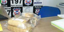 Presa por tráfico de drogas em Campo Novo é esposa de detento