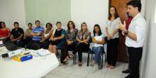Rafael Machado se reúne com Diretores das escolas de Campo Novo do Parecis