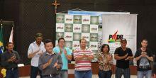 PMDB deixa para hoje decisão sobre apoio, mas descarta Clóvis de Paula