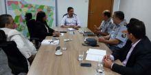 Chefe do executivo pede providências quanto à delegado para Campo Novo