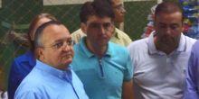 Taques afirma que base dos Bombeiros é prioridade para Campo Novo do Parecis