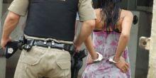 Jovem de 19 anos desacata PM e acaba presa em Campo Novo do Parecis