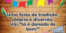 Escola Municipal 04 de Julho realiza Festa Junina neste sábado (10)