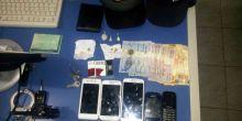 PM prende dois por tráfico de drogas após tentativa de fuga em Campo Novo