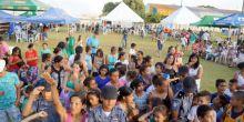 2ª edição da Ação Super é realizada com sucesso no bairro Boa Esperança