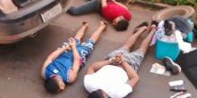 Quadrilha é presa após tentativa de assalto em Campo Novo do Parecis