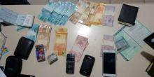 PM prende três suspeitos de tráfico em Campo Novo do Parecis