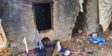 Morador de rua é encontrado parcialmente carbonizado em Campo Novo do Parecis