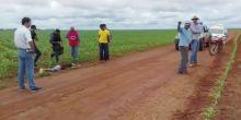 Menor de 17 anos é encontrado morto com marcas de tiros em Campo Novo