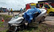 2 morrem e 3 ficam feridos após acidente entre 4 veículos em Diamantino