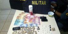 Operação conjunta da PM e Civil resulta na prisão de traficante em Campo Novo
