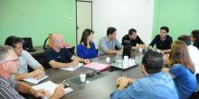 Rafael Machado se reúne com secretários para avaliação de metas e prioridades