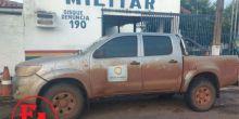 Polícia prende 2º suspeito de roubar caminhonete em Campo Novo do Parecis