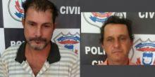 Andarilhos vão à delegacia de Campo Novo registrar B.O. e acabam presos