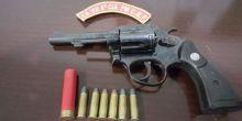 Jovem de 20 anos é preso por porte ilegal de arma de fogo em Campo Novo