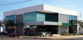 Sicredi inaugura na próxima semana, a maior e mais moderna agência bancária de Campo Novo do Parecis