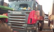 Carreta roubada em Várzea Grande é recuperada em Tangará da Serra