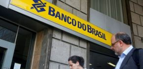 Lucro do Banco do Brasil cai 45,3% no 1º semestre
