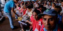 Quase 20 mil pessoas passaram pela Caravana da Transformação na 1ª semana