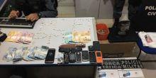 Operação conjunta apreende 260 munições, 3 armas e cigarro em Campo Novo
