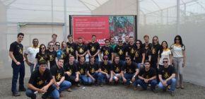 Futuros Produtores conhecem forma de cultivo não praticada em Mato Grosso