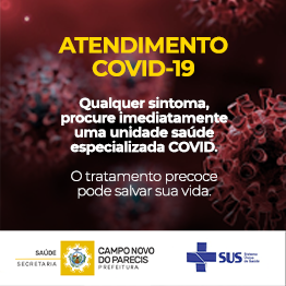 Atendimento Covid-19